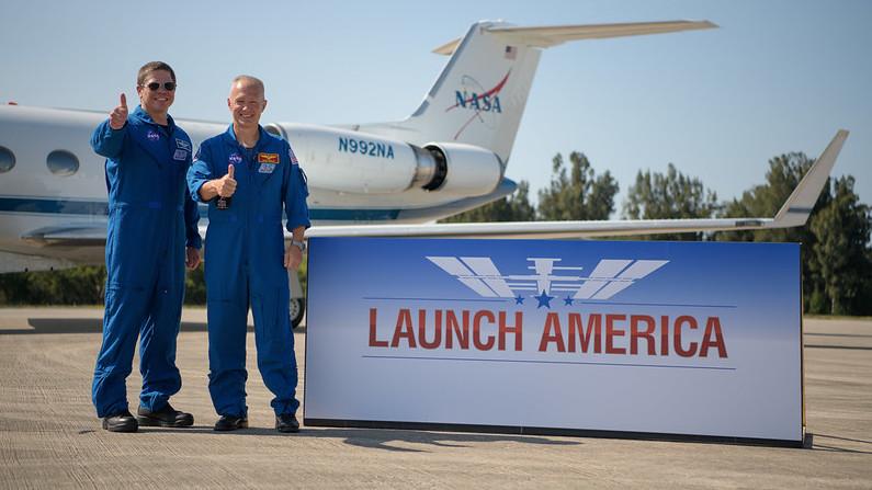 Nasa Space X Crew
