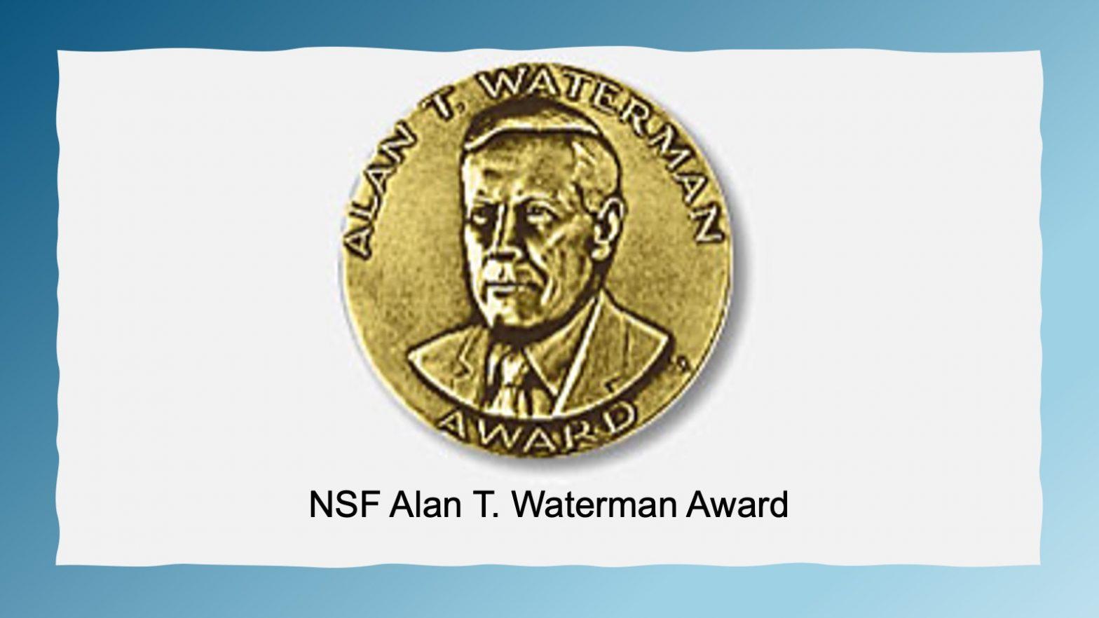 Waterman Award
