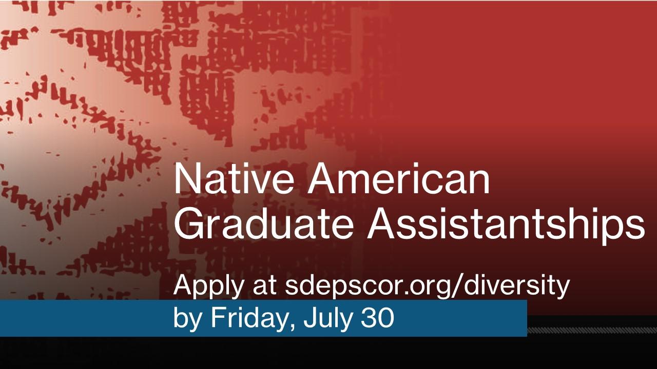 Native Graduate Assistantships