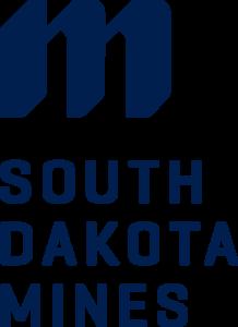 Southdakotamines Logo Stacked Blue 218x300
