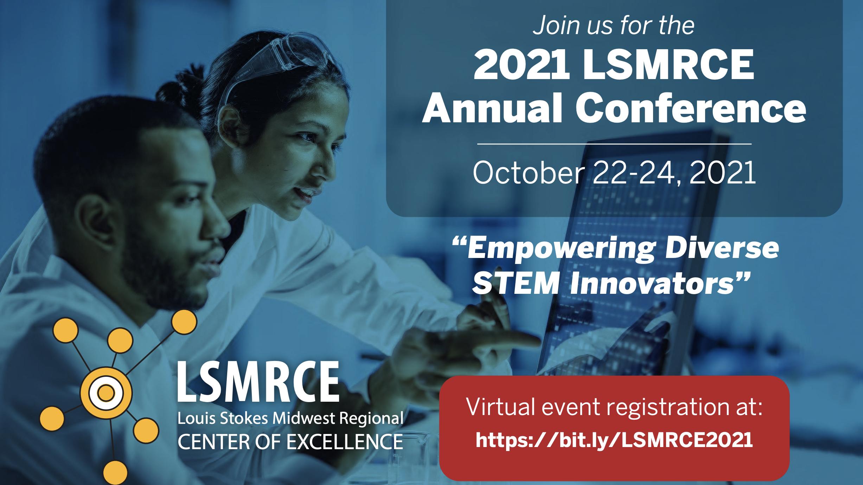 LSMRCE Conference flier