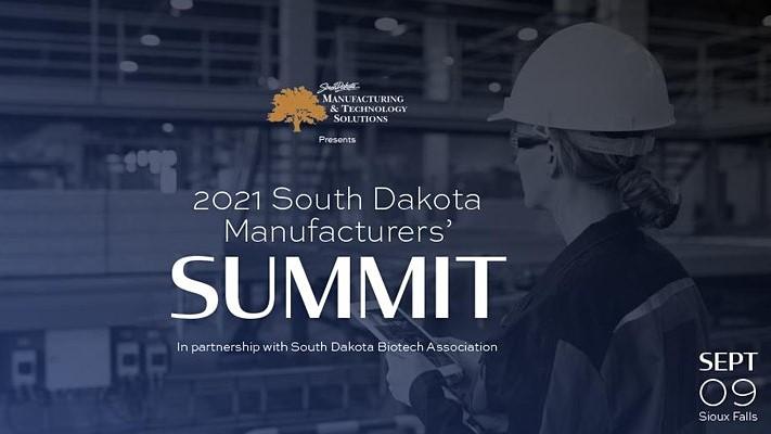 South Dakota Manufacturers' Summit