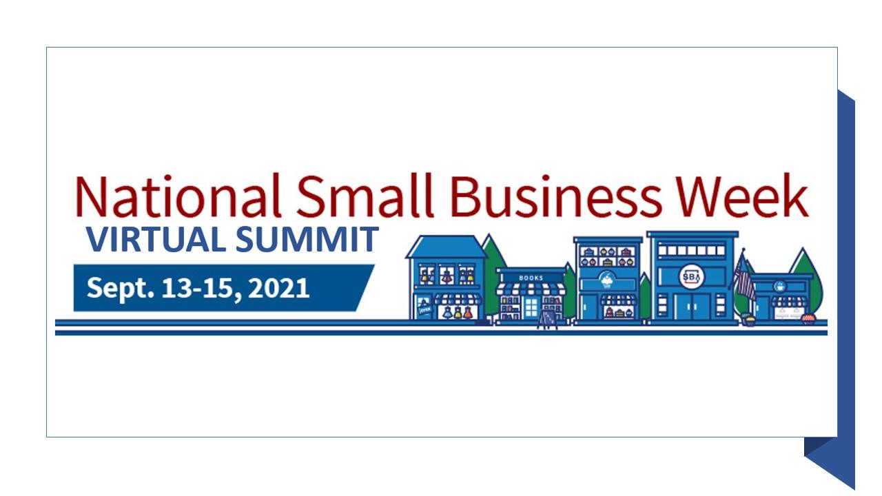 National Small Business Week Virtual Summit 2021